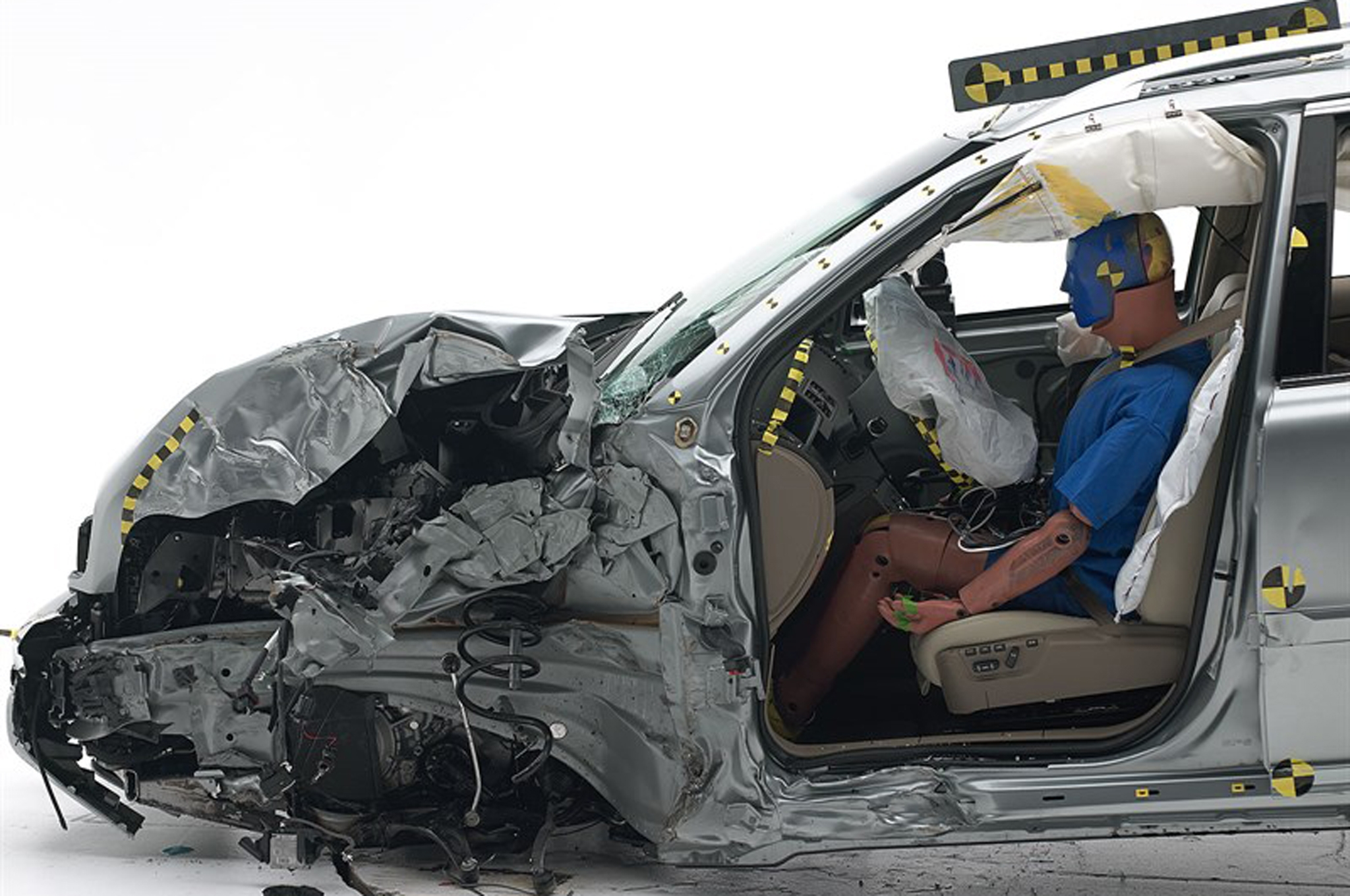 Crash Tests And Safety Have Fun Buying Cars With Barbara